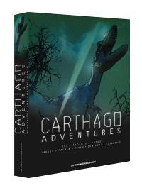 Coffret Carthago adventures : tomes 1 à 4