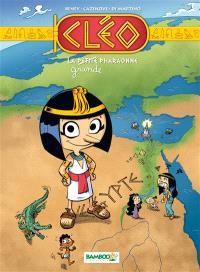 Cléo, la petite pharaonne. Volume 1