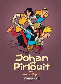 Johan et Pirlouit : l'intégrale. Volume 1, 1952-1954
