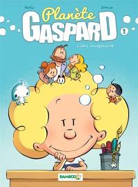 Planète Gaspard. Volume 1, L'ami imaginaire