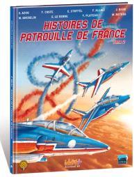 Histoires de Patrouille de France. Volume 2