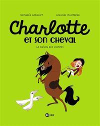 Charlotte et son cheval, La saison des pommes