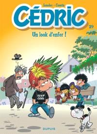 Cédric. Volume 29, Un look d'enfer !