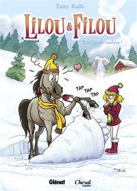 Lilou et Filou. Volume 2, Que du bonheur !