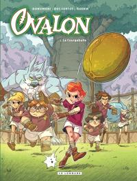 Ovalon. Volume 2, La courgebulle