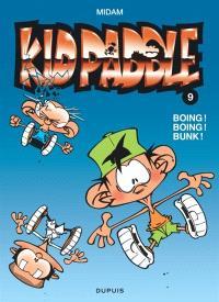 Kid Paddle. Volume 9, Boing ! Boing ! Bunk !