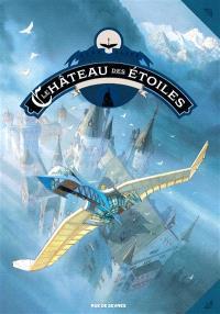 Le château des étoiles, Volume 2, 1869, la conquête de l'espace. Volume 2