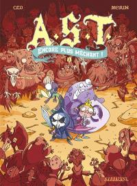 AST. Volume 2, Encore plus méchant !