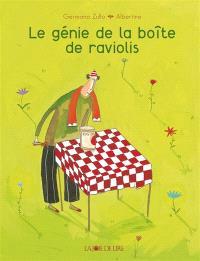 Le génie de la boîte de raviolis