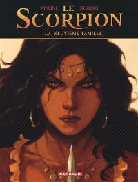 Le Scorpion. Volume 11, La neuvième famille