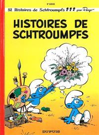 Les Schtroumpfs. Volume 8, Histoires de Schtroumpfs