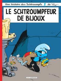 Les Schtroumpfs. Volume 17, Le schtroumpfeur de bijoux