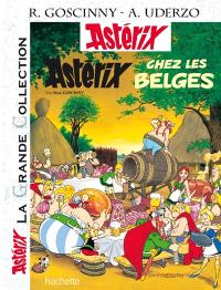 Une aventure d'Astérix. Volume 24, Astérix chez les Belges