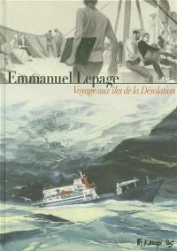 Voyages aux îles de la désolation