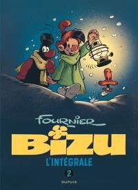 Bizu : l'intégrale. Volume 2, 1986-1988