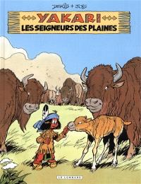 Yakari. Volume 13, Les seigneurs des plaines