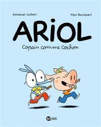 Ariol. Volume 3, Copain comme cochon