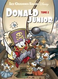Donald Junior. Volume 2