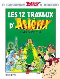 Une aventure d'Astérix. Volume 25, Les douze travaux d'Astérix