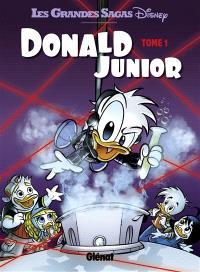 Donald Junior. Volume 1