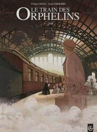 Le train des orphelins. Volume 1, Jim