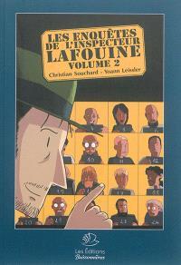 Les enquêtes de l'inspecteur Lafouine. Volume 2