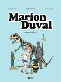 Marion Duval. Volume 24, Le trésor englouti
