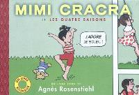 Mimi Cracra et les quatre saisons : un livre bilingue = Silly Lilly and the four seasons : a bilingual book