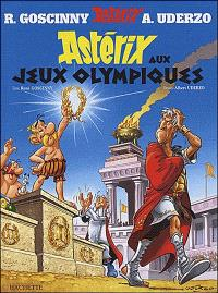 Une aventure d'Astérix. Volume 12, Astérix aux jeux Olympiques
