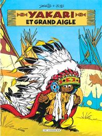 Yakari. Volume 1, Yakari et Grand Aigle