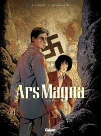Ars magna. Volume 3, V.I.T.R.I.O.L.