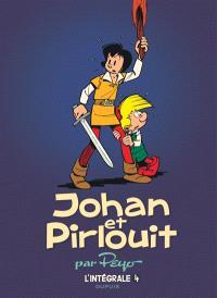 Johan et Pirlouit : l'intégrale. Volume 4, 1959-1970