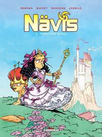 Nävis. Volume 5, Princesse Nävis