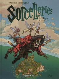 Sorcelleries. Volume 3, Les jeux sont fées