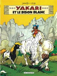 Yakari. Volume 2, Yakari et le bison blanc
