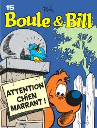 Boule & Bill. Volume 15, Attention, chien marrant !
