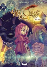 Fairy quest. Volume 2, Les parias