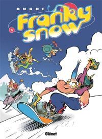 Franky Snow. Volume 4, Snow révolution