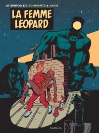 Le Spirou de.... Volume 7, La femme léopard