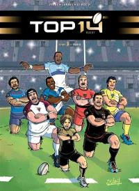 Top 14 rugby. Volume 3, Haka