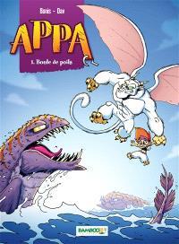Appa. Volume 1, Boule de poils