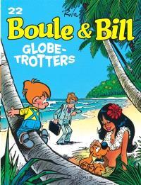 Boule et Bill. Volume 22, Globe-trotters