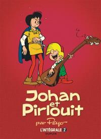 Johan et Pirlouit : l'intégrale. Volume 2, 1955-1956