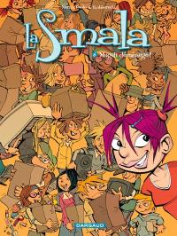 La smala. Volume 6, Magali déménage !