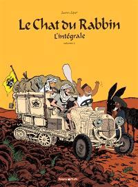 Le chat du rabbin : l'intégrale. Volume 2