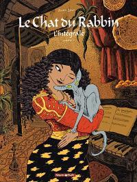 Le chat du rabbin : l'intégrale. Volume 1