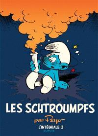 Les Schtroumpfs : l'intégrale. Volume 3, 1970-1974