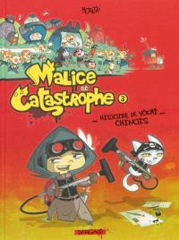 Malice et Catastrophe. Volume 3, Histoire de yôkai chinois