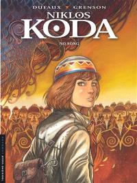 Niklos Koda. Volume 13, No song