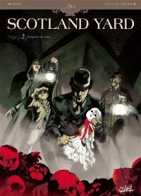 Scotland Yard. Volume 2, Poupées de sang